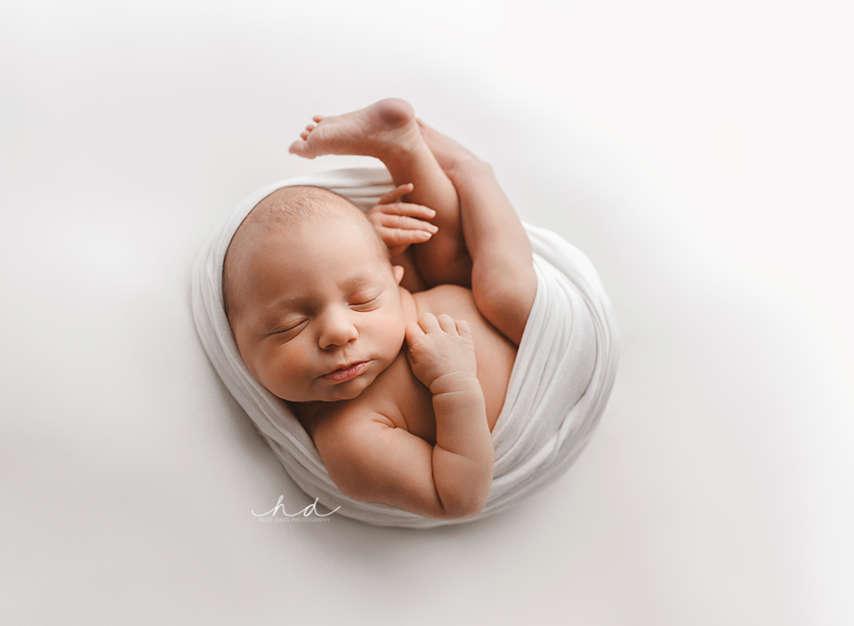 Brandon Mississippi Newborn photography studio