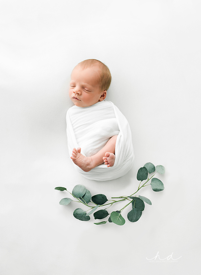 central mississippi newborn photo