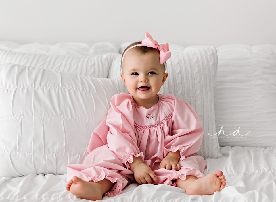 meridian mississippi baby portraits