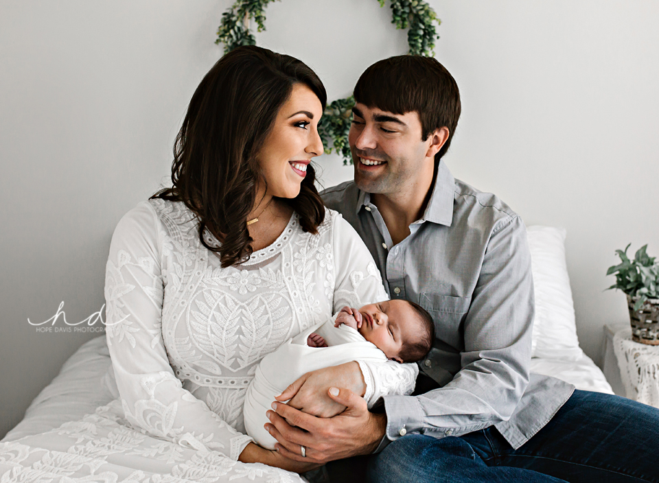 meridian mississippi newborn photos