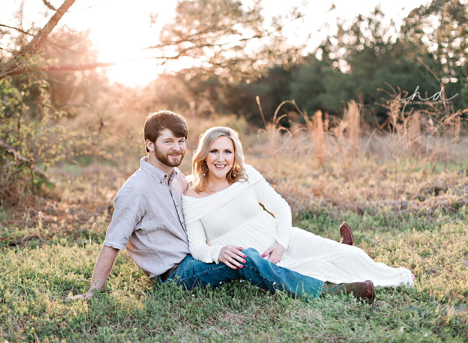 afternoon maternity session central mississippi photographer