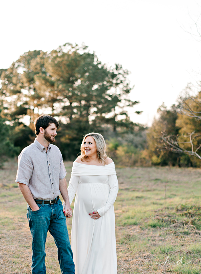 mississippi maternity photography