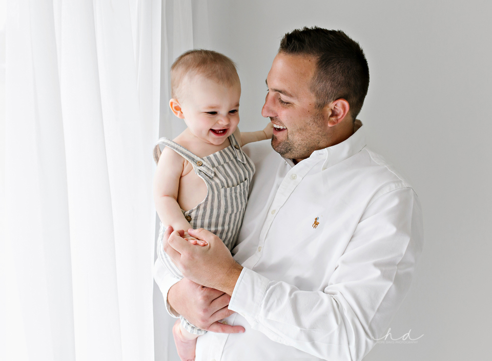 baby and daddy pictures