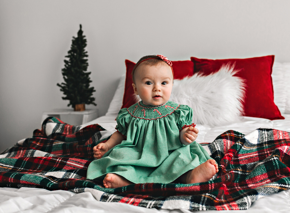 christmas mini session meridian mississippi