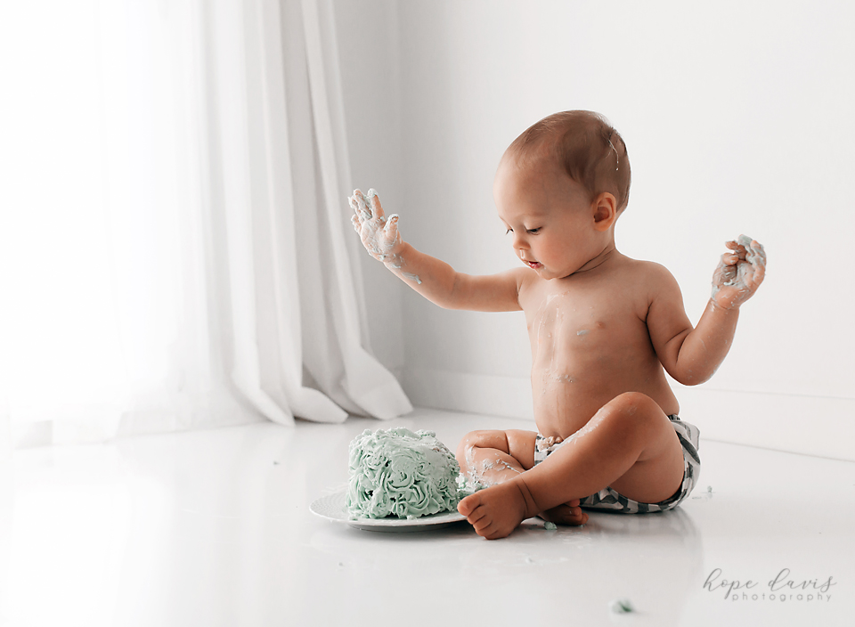 This image has an empty alt attribute; its file name is meridian-mississippi-cake-smash-photographer-1.jpg